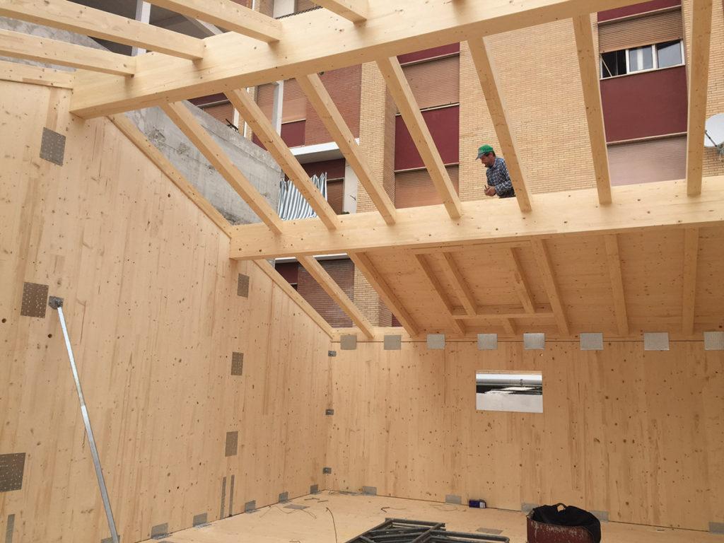Pannelli Legno Senza Formaldeide il sistema costruttivo x-lam - my house legno